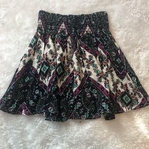 LA hearts mini skirt!